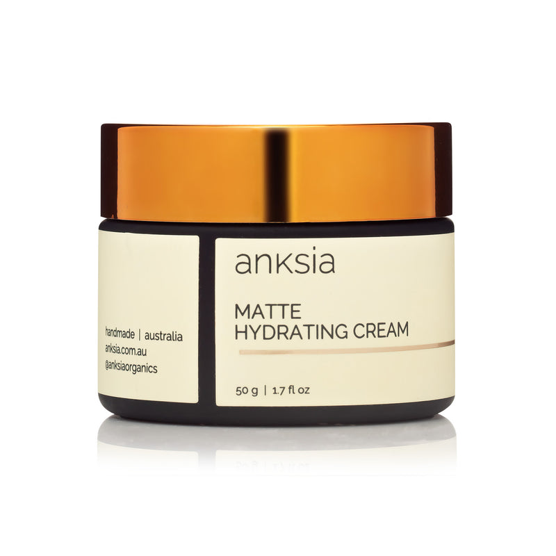 MATTE HYDRATING CREAM - anksia