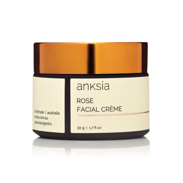 ROSE FACIAL CREAM - anksia