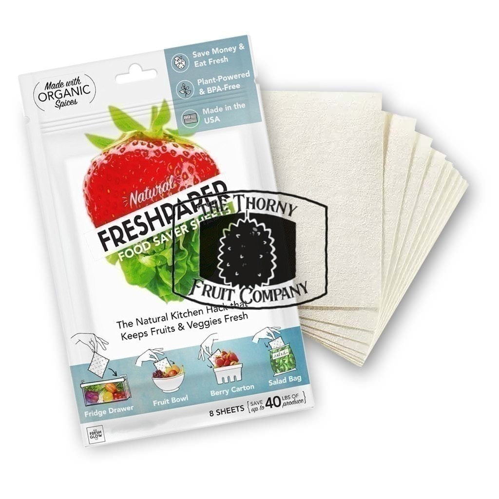 FreshPaper for Produce - The Thorny Fruit Co