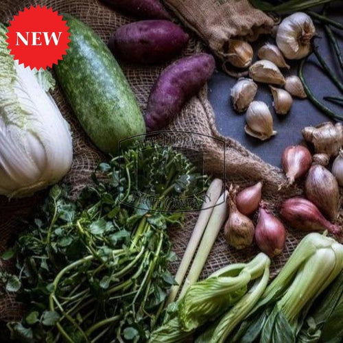 [HOME DELIVERY] Custom Vegetable Box - The Thorny Fruit Co