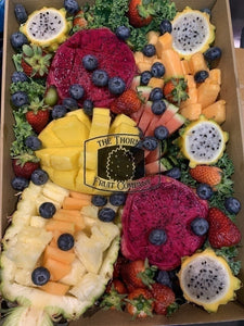 Seasonal Tropical Fruit Grazing Box - The Thorny Fruit Co