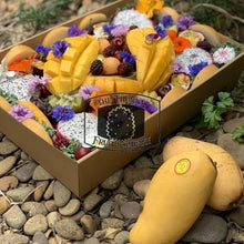 Load image into Gallery viewer, Seasonal Tropical Fruit Grazing Box - The Thorny Fruit Co