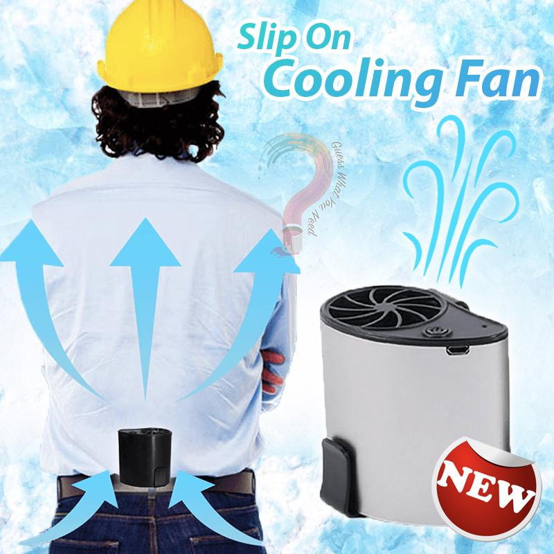 Slip On Cooling Fan