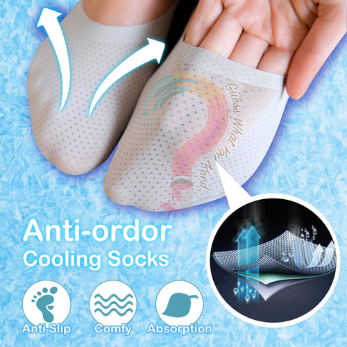 Antiodor Cooling Socks A Set of 3