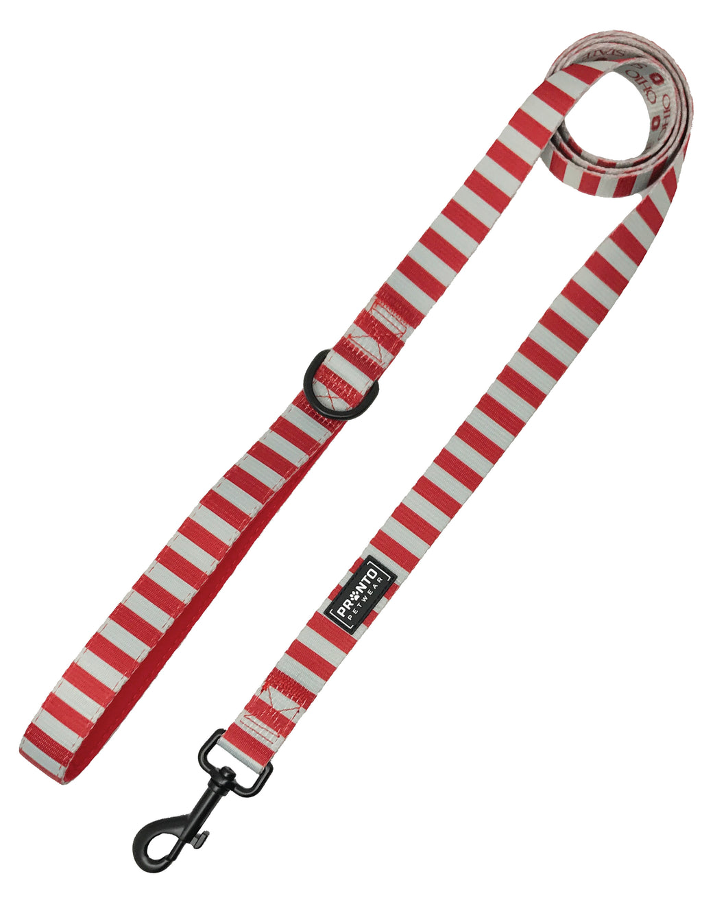 NCAA OHIO STATE | OSU Scarlet & Gray Pet Leash