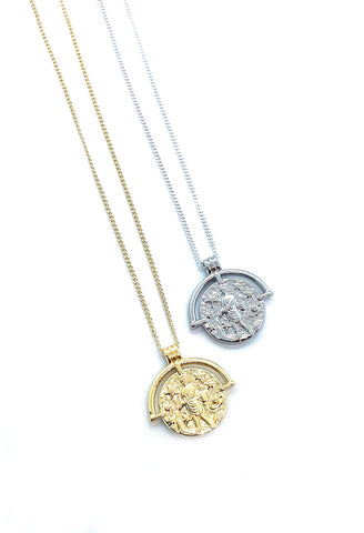 Jocelyn Kennedy - Aquarius Zodiac Necklace