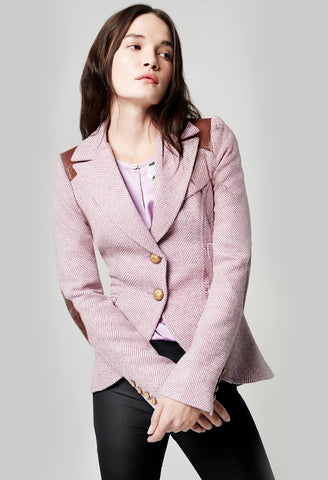 Smythe - Rifle Patch Equestrian Blazer