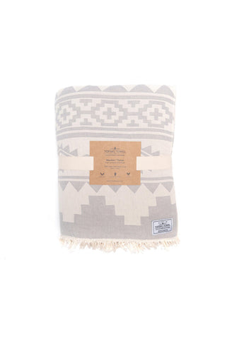 Tofino Towel - The Beachcomber Throw