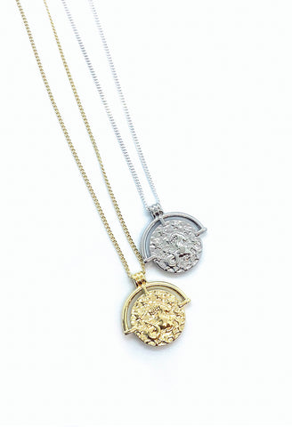 Jocelyn Kennedy - Capricorn Zodiac Necklace