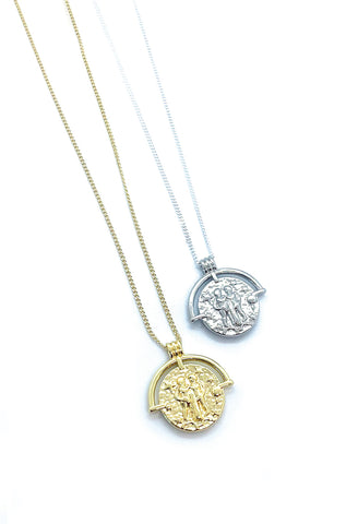 Jocelyn Kennedy - Gemini Zodiac Necklace