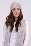 Lyla and Lux - Grey Marl Beanie