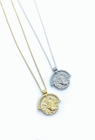 Jocelyn Kennedy - Leo Zodiac Necklace