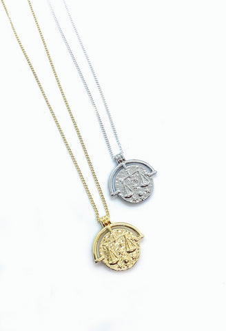 Jocelyn Kennedy -  Libra Zodiac Necklace