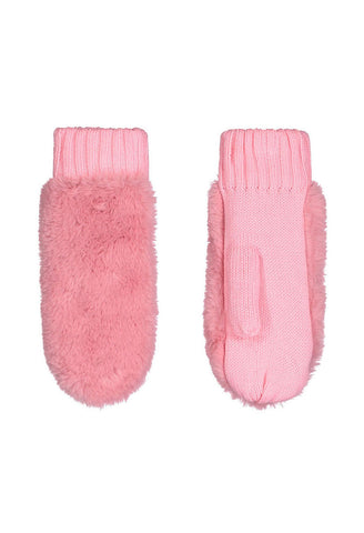 Rino and Pelle - Faux Fur Gloves