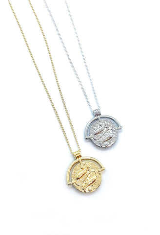 Jocelyn Kennedy -   Pisces Zodiac Necklace