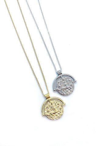 Jocelyn Kennedy - Sagittarius Zodiac Necklace