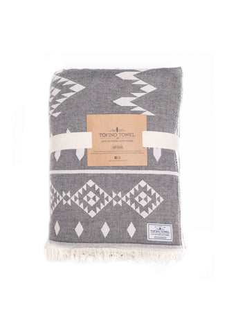 Tofino Towel - The Coastal Throw