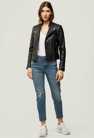 Soia & Kyo - Victoria Leather Jacket
