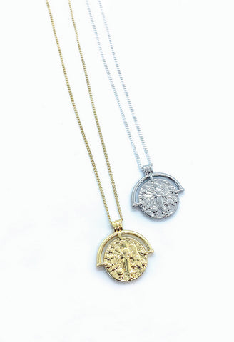 Jocelyn Kennedy - Virgo Zodiac Necklace