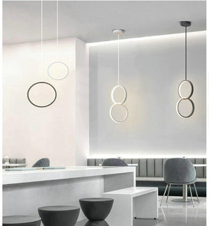 LED Circle of Trust Series VI Ceiling Suspension SKU# LIG0118