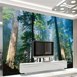 3D Wallpaper Nature Landscape Waterproof SKU# WAL0101