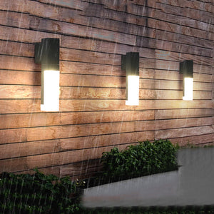 Exterior LED Light Motion Sensor Wall Sconces IP54 SKU# LIGE0001