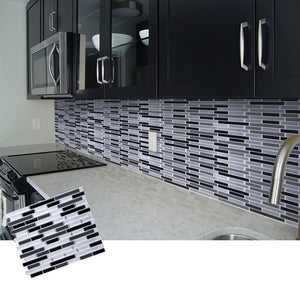 Mosaic Wall & Floor Tiles (Roll) Backsplash Tile SKU# MOS0002