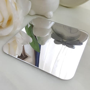 Wall Mirror Vintage Antique Self-Adhesive SKU# MOS0030