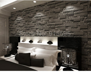 3D Stone Wallpaper Waterproof & Mildew Proof SKU# WAL0151