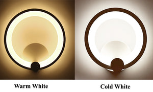 Austrian LED Wall Sconce Bedroom Modern Sconce  SKU# LIG0008