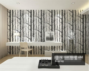 3D Wallpaper Abstract Tree Branches Waterproof SKU# WAL0084