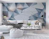 3D-HD Wallpaper - Geometric Abstract Lines Translucent Waterproof & Mildew Proof SKU# WAL0081