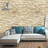 3D-HD Modern Brick Wallpaper Custom Size for Home/Office Decor Waterproof & Mildew Proof SKU# WAL0132