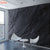 3D Wallpapers Custom Black Marble Waterproof SKU# WAL0144