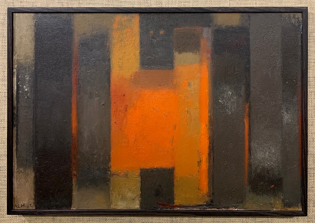 'Abstract Composition' by Arne L. Hansen