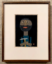 Load image into Gallery viewer, 'Mountaineer With Climbing Axe' by Umetaro Azechi