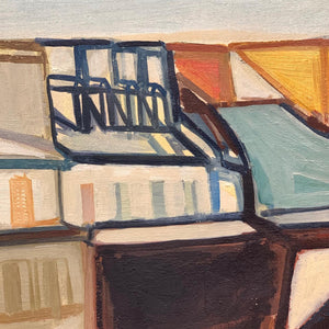 'City Rooftops' by Bertil Berntsson