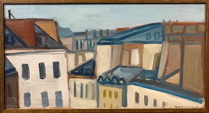 'Paris Rooftops' by Bertil Berntsson