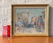 Load image into Gallery viewer, 'Paris Street Scene' by Carl Berndtsson