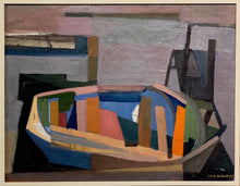 Load image into Gallery viewer, 'Cubist Boat' by Ecke Hernæus