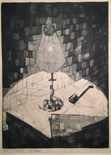 Load image into Gallery viewer, 'Lamp and Pipe' by Jan Forsberg