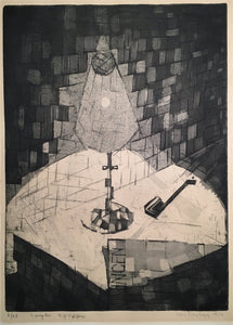 'Lamp and Pipe' by Jan Forsberg