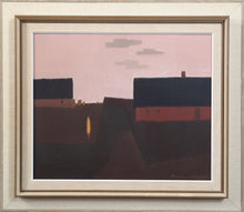 Load image into Gallery viewer, 'Village at Dusk' by Fabian Lundqvist