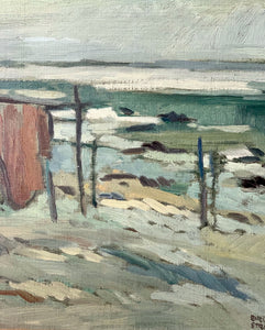 'Fishing Nets' by Birger Strååt