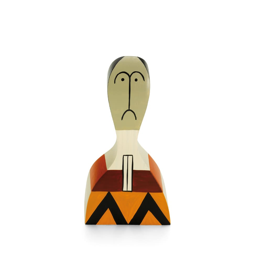 Wooden Doll No. 17 by Alexander Girard
