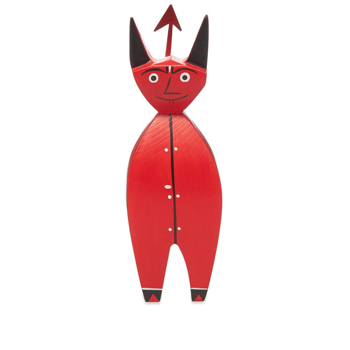 Wooden Doll - Devil by Alexander Girard