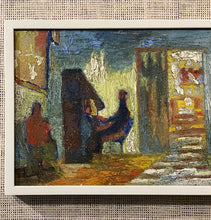 Load image into Gallery viewer, 'Interior with Figure at the Piano' by Gunnar Gustafsson