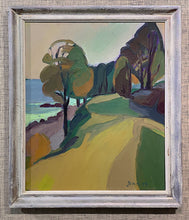Load image into Gallery viewer, 'Slänt mot havet, Ven' (Sloping Towards the Sea, Ven) by Gunnar Jonn