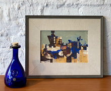 Load image into Gallery viewer, 'Abstract Cityscape'' by Hans Fritzdorff
