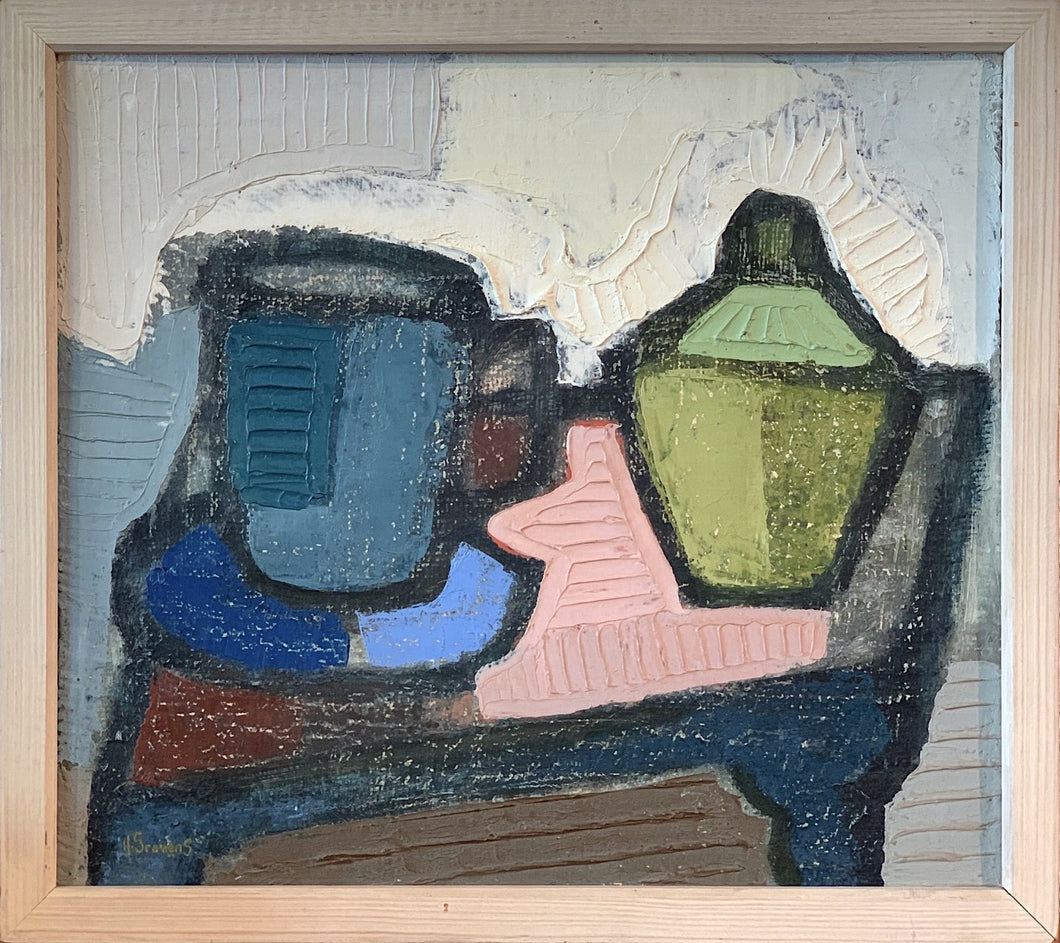 'Abstract Still Life' by Harald Grovens